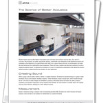 acoustic white paper
